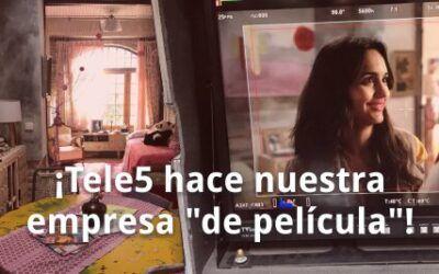 """Muebles Hermanos Herrera colabora en la serie """"Lejos de ti"""" de Telecinco."""