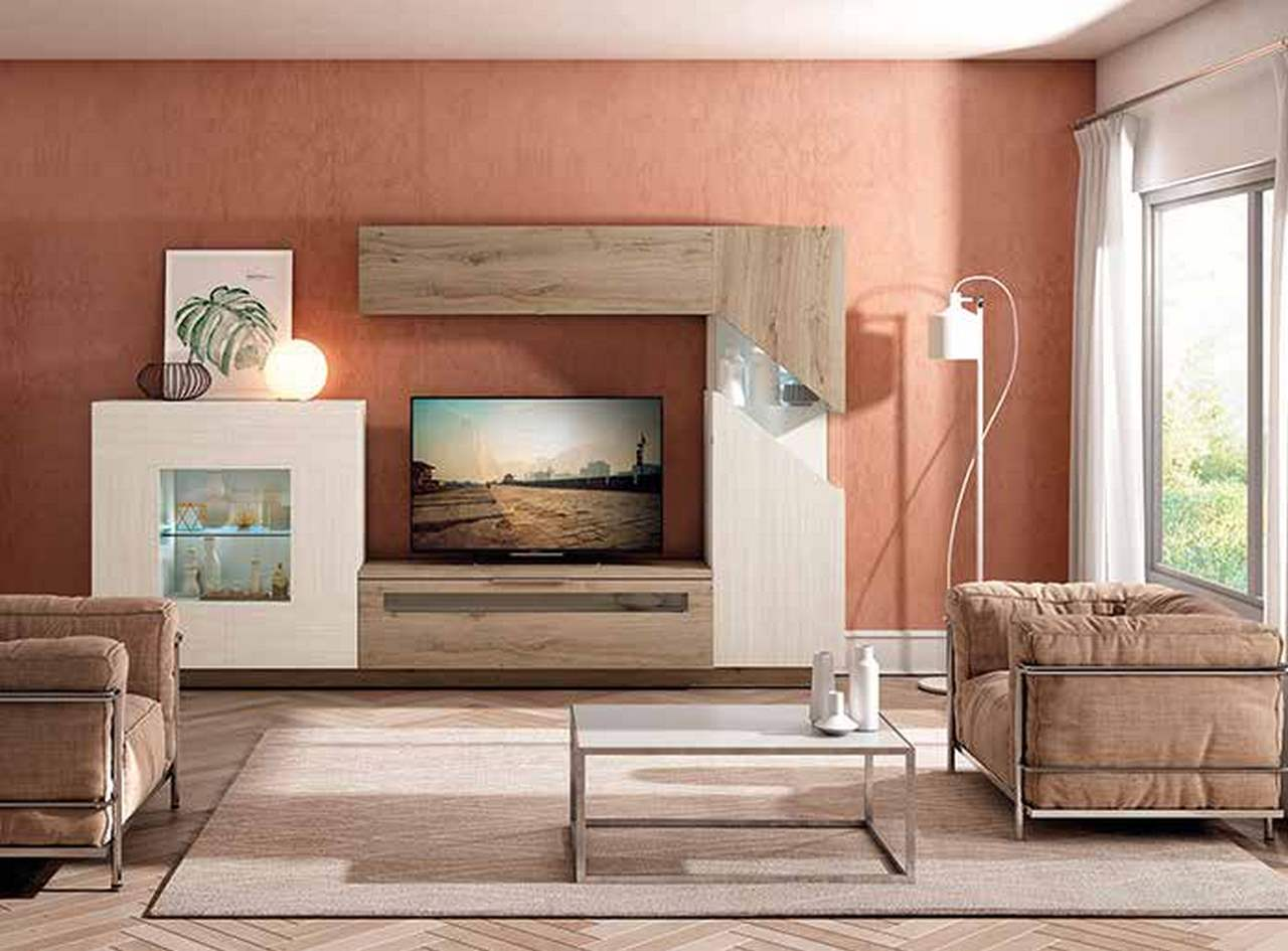Tendencias en muebles y decoraci n para la primavera de 2018 for Tendencias muebles