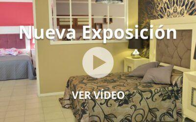 Nueva Exposición con las Últimas Tendencias en Dormitorios y Salones
