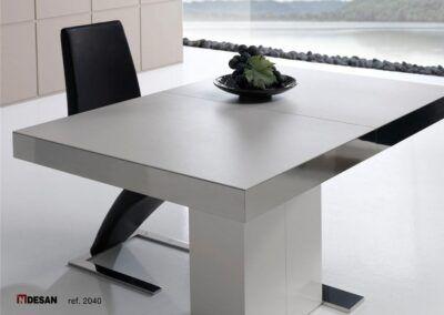 Mesas de diseño perfectas para tu salón