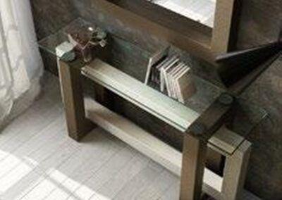 Muebles auxiliares para hogares únicos