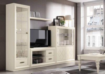 Nueva colección de salones y dormitorios con un diseño impecable