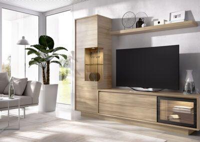 Muebles de salón para disfrutar de tu hogar