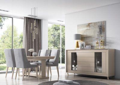 muebles de comedor con estilo propio