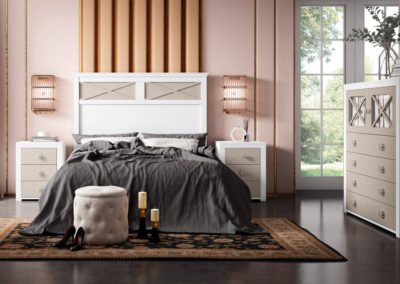 Muebles de dormitorio modernos