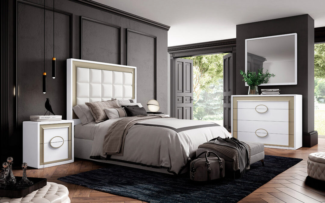 Muebles de dormitorio modernos para descansar al máximo