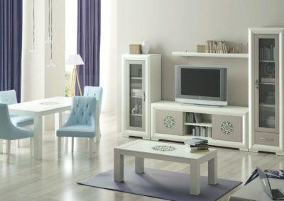 Muebles de salón para un hogar ideal