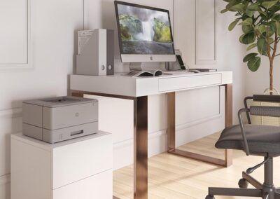 Mesas de escritorio y estudio premium