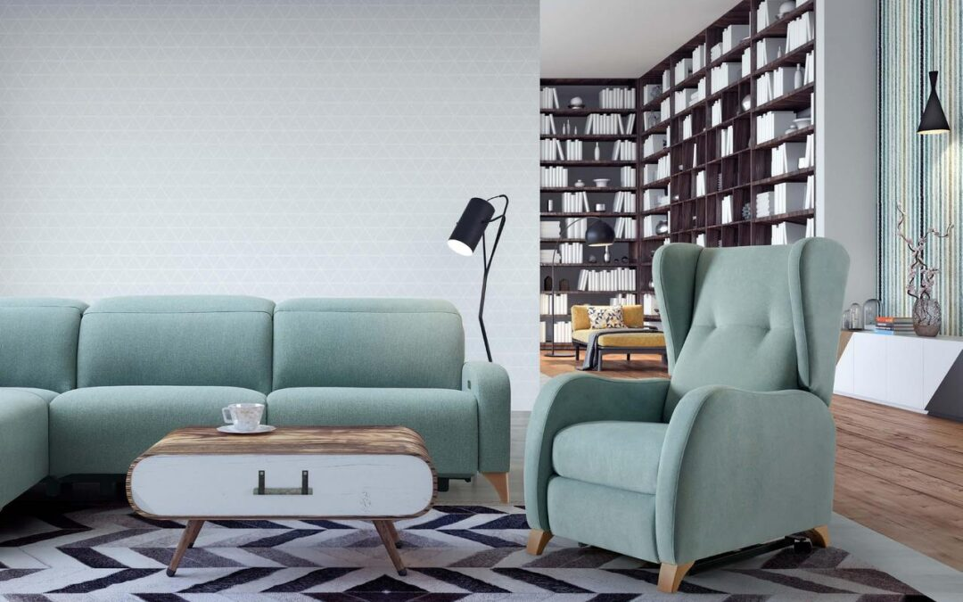 Sofás, sillones y butacas para disfrutar en el salón